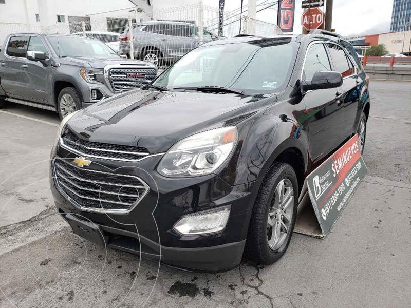 Foto Chevrolet Equinox LT usado (2017) color Negro precio $258,000