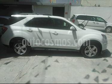 Foto Chevrolet Equinox LT usado (2016) color Blanco precio $255,000
