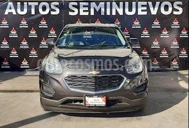 Chevrolet Equinox LS usado (2016) color Azul Acero precio $247,000