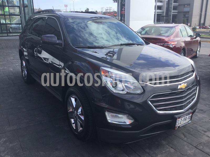 Chevrolet Equinox LT usado (2016) color Gris Oscuro precio $238,000