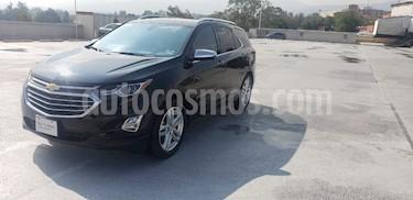 Chevrolet Equinox Premier Plus usado (2018) color Negro precio $395,000