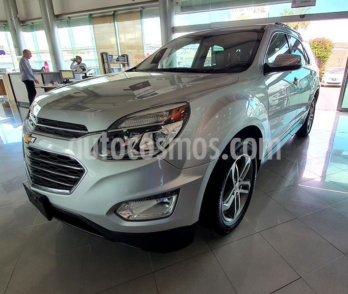 Chevrolet Equinox LTZ usado (2016) color Gris precio $270,000
