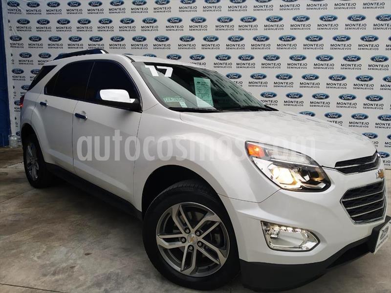 Chevrolet Equinox Premier usado (2017) color Blanco precio $280,000