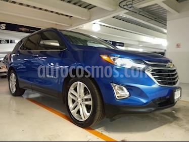Chevrolet Equinox Premier usado (2019) color Azul precio $400,000
