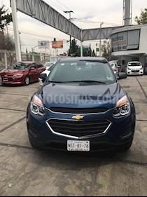 Chevrolet Equinox LS usado (2016) color Azul precio $225,000