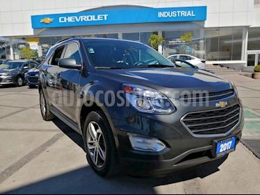 Chevrolet Equinox LT Paq. B usado (2017) color Gris Carbono precio $309,000