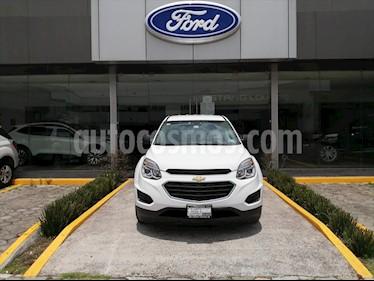 Chevrolet Equinox LS usado (2017) color Blanco precio $238,000