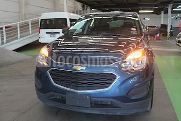 Foto Chevrolet Equinox LS usado (2016) color Azul precio $269,000