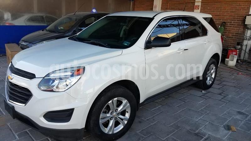 Chevrolet Equinox LS usado (2016) color Blanco precio $225,000