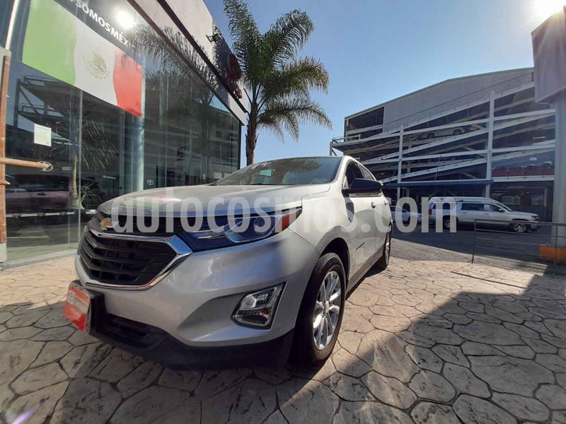 Chevrolet Equinox LT usado (2018) color Plata precio $298,000