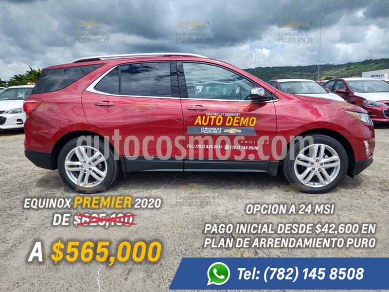 Chevrolet Equinox Premier Plus nuevo color Rojo precio $565,000