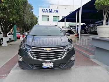 Foto venta Auto Seminuevo Chevrolet Equinox Premier Paq. F (2018) color Gris precio $449,900