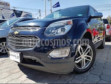 Foto venta Auto usado Chevrolet Equinox Premier Paq. F (2017) color Azul precio $339,000