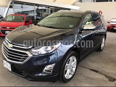 Foto venta Auto usado Chevrolet Equinox Premier Plus (2018) color Azul precio $369,000