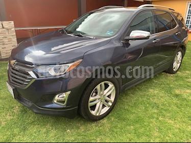Foto venta Auto usado Chevrolet Equinox Premier Plus (2018) color Azul Acero precio $390,000