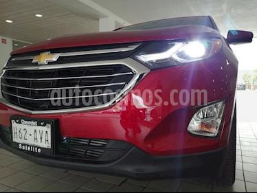 Chevrolet Equinox Premier Plus usado (2018) color Rojo precio $370,800