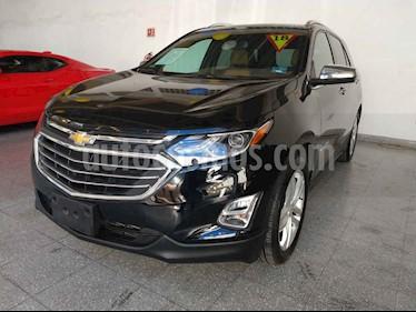 Foto venta Auto usado Chevrolet Equinox Premier Plus (2018) color Negro precio $475,000
