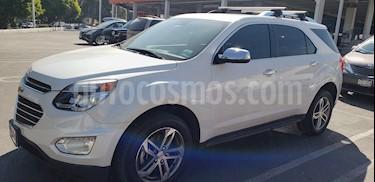 Chevrolet Equinox Premier Plus usado (2017) color Blanco precio $340,000