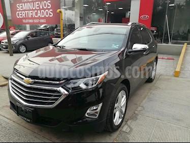 Foto venta Auto Seminuevo Chevrolet Equinox Premier Plus (2018) color Negro precio $478,000