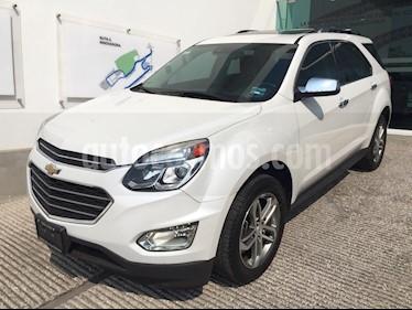 Foto venta Auto usado Chevrolet Equinox Premier (2017) color Blanco precio $335,001