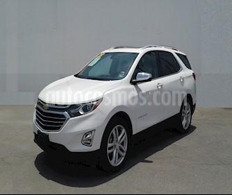 Foto Chevrolet Equinox Premier usado (2018) color Blanco precio $385,000