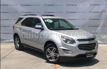 Foto venta Auto usado Chevrolet Equinox Premier (2017) color Plata Brillante precio $339,000
