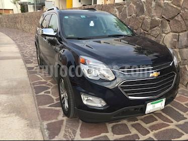 Foto venta Auto usado Chevrolet Equinox Premier (2017) color Azul precio $360,000