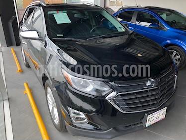 Foto venta Auto usado Chevrolet Equinox Premier (2018) color Negro precio $430,000