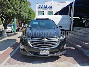 Foto venta Auto usado Chevrolet Equinox Premier (2018) color Negro precio $399,000