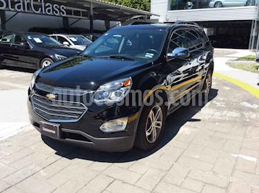 Foto Chevrolet Equinox Premier usado (2017) color Negro precio $325,000