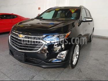 Foto venta Auto usado Chevrolet Equinox Premier (2018) color Negro precio $499,000