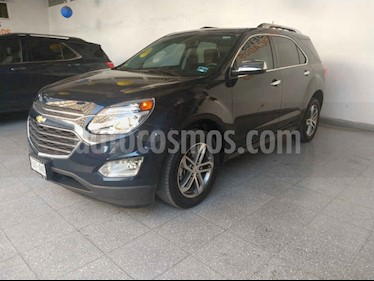 Foto venta Auto usado Chevrolet Equinox Premier (2017) color Azul precio $329,000