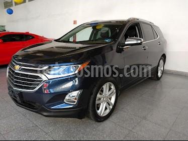 Foto venta Auto usado Chevrolet Equinox Premier (2018) color Azul precio $499,000
