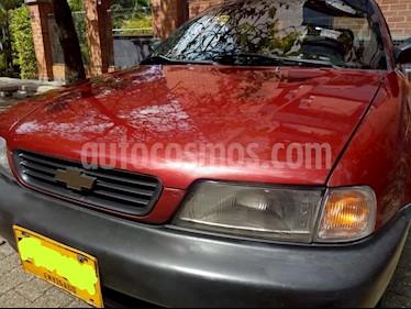 Foto venta Carro usado Chevrolet Esteem 13 L Manual (1996) color Rojo precio $8.200.000