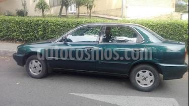 Chevrolet Esteem 16 L GLx manual usado (1998) color Verde precio $9.500.000