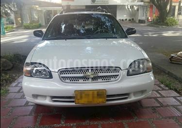 Chevrolet Esteem SW 1.6L Aut usado (2000) color Blanco precio $11.000.000