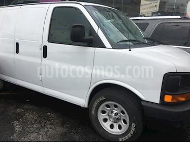 Foto venta Auto usado Chevrolet Express Cargo Van 1500 (V6) (2010) color Blanco precio $120,000