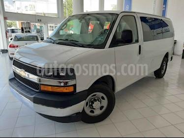 Foto venta Auto usado Chevrolet Express Cargo Van LS 4.3L (2018) color Blanco precio $419,800