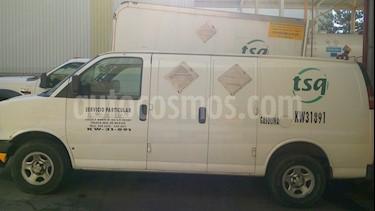 Foto venta Auto usado Chevrolet Express Cargo Van LS 6.0L (2006) color Blanco precio $90,000