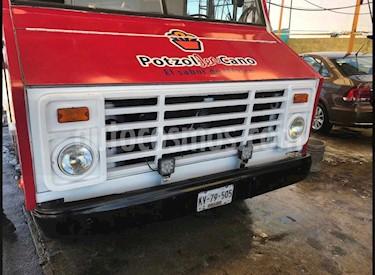 Chevrolet Express Cargo Van Paq C (V8) usado (1982) color Rojo precio $279,000