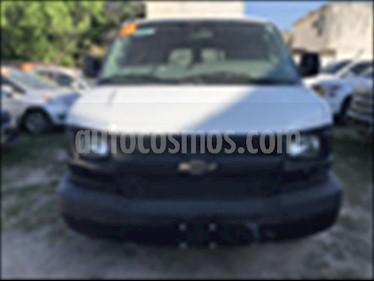 Chevrolet Express LS, AUT, A/ACOND, 6 VEL, usado (2016) color Blanco precio $350,000