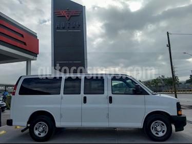 Foto venta Auto usado Chevrolet Express LS D 12 Pas (2017) color Blanco precio $515,000
