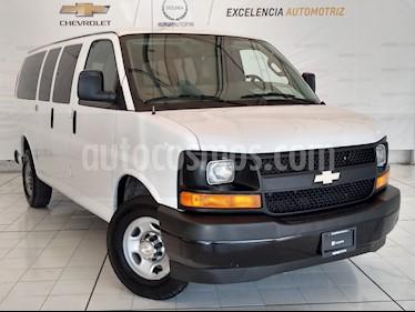 Foto venta Auto usado Chevrolet Express LS D 12 pas (2017) color Blanco precio $419,000