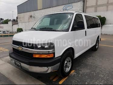 Foto venta Auto usado Chevrolet Express LS L 12 Pas (2018) color Blanco precio $520,000