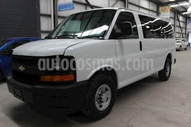 Foto venta Auto usado Chevrolet Express LS L 12 Pas (2017) color Blanco precio $389,900