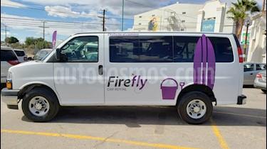 Foto venta Auto usado Chevrolet Express LS L 12 Pas (2018) color Blanco precio $489,900