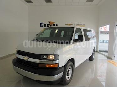Foto Chevrolet Express LS D 12 pas usado (2018) color Blanco precio $489,900