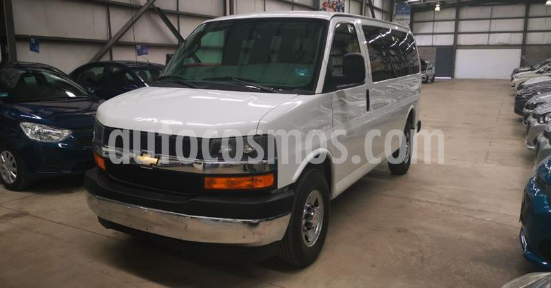 Chevrolet Express Cargo Van LS 6.0L usado (2018) color Blanco precio $389,900