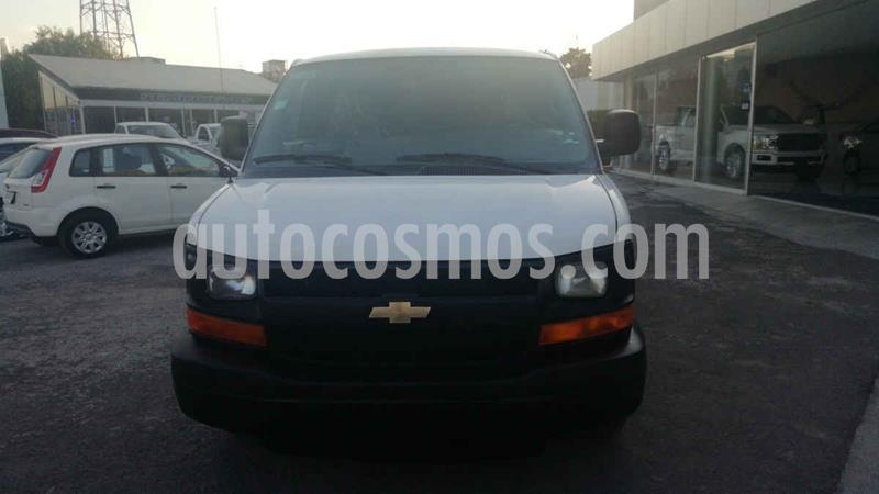 Chevrolet Express Cargo Van LS 6.0L usado (2016) color Blanco precio $329,000