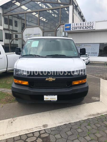 Chevrolet Express LS L 12 Pas usado (2019) color Blanco precio $580,000